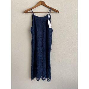 NWT Stitch Fix French Grey Dulcie Lace Dress